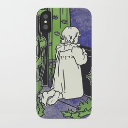 Across The Window Of My Dreams iPhone Case