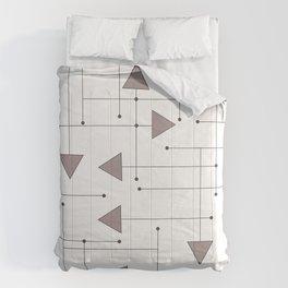 Lines & Arrows Comforters