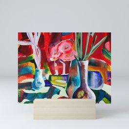 Still Life 1 Mini Art Print