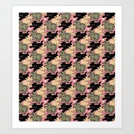 Never Enough Kittens Art Print