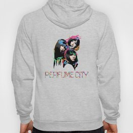 Perfume City by Borghie Hoody