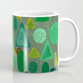 squirrel in forest Coffee Mug