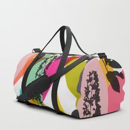 flowering 2 Duffle Bag