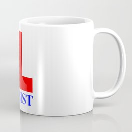 RESIST Compact Coffee Mug