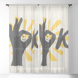 OK Sheer Curtain