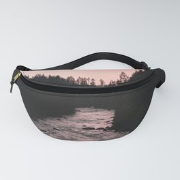PNW Pink River Love Fanny Pack