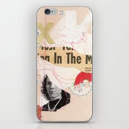 """in the mix"" iPhone Skin"