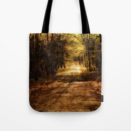 Forever Free Road Tote Bag
