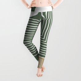 Stylish Geometric Abstract Leggings