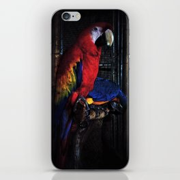macaws iPhone Skin