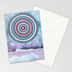 Warm Ice Stationery Cards