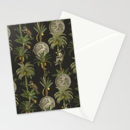 L'autunno Antracita Stationery Cards