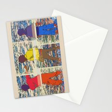 Jumping Stones Stationery Cards
