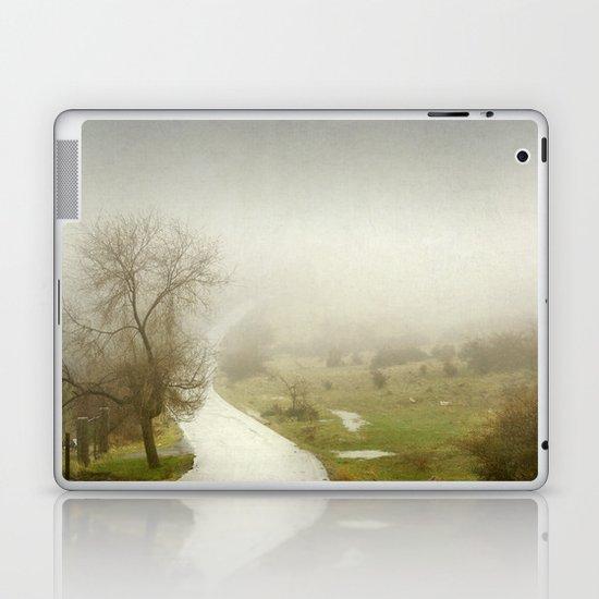 The lost road Laptop & iPad Skin