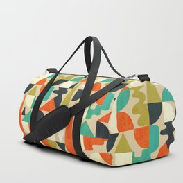 Mountains Hills and Rivers Duffle Bag