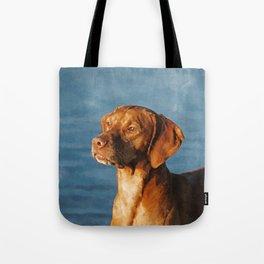 Vizsla dog - Hungarian hound Tote Bag