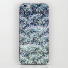BOHO SEA MANDALAS iPhone & iPod Skin