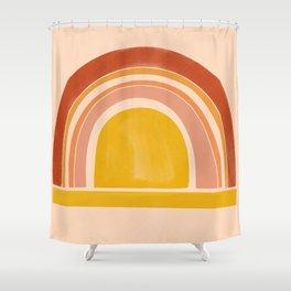 autumn sunshine 1 Shower Curtain