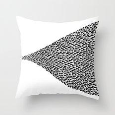 Mice Throw Pillow