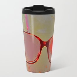 series drink - Orange drink Travel Mug