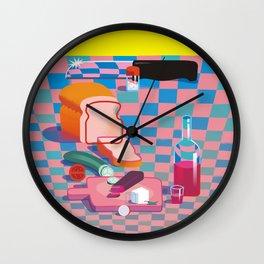 Great Humble Banquet Wall Clock