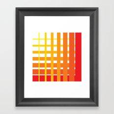 UNIT 00 Framed Art Print