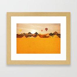 The Boonies Framed Art Print