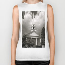 Here is the Church, Here is the Steeple Biker Tank