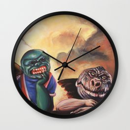 Ghoulubs Wall Clock