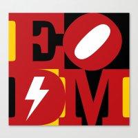 EoDM Canvas Print