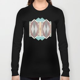 ART DECO G2 (abstract geometric) Long Sleeve T-shirt