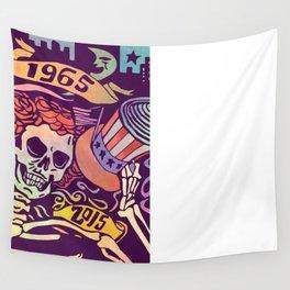 Dead 50 Wall Tapestry