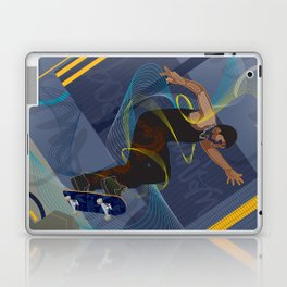 Project Skateboard Laptop & iPad Skin
