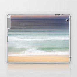The Beach at Nisabost Laptop & iPad Skin
