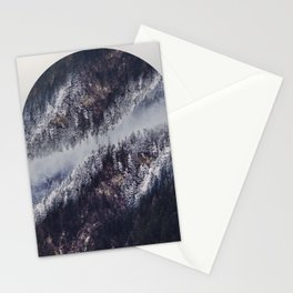 Winter Beauties Stationery Cards