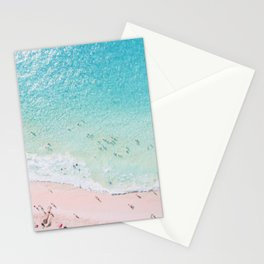 Beach Sunday Stationery Cards