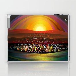Harbor Square Laptop & iPad Skin