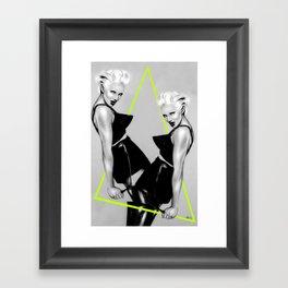 + TORTURE ME + Framed Art Print