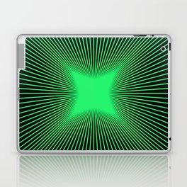 The Emerald Illusion Laptop & iPad Skin
