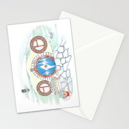 Dugout Stationery Cards