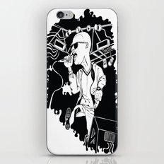 Stack that cheese  iPhone & iPod Skin