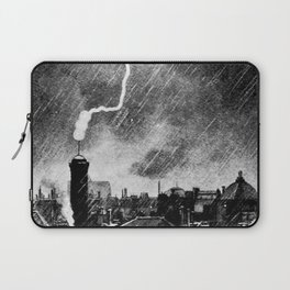 Lightning Laptop Sleeve