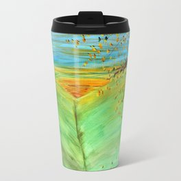 Sunrise on the Meadow Travel Mug