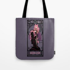 Black Lady Nouveau - Sailor Moon Tote Bag