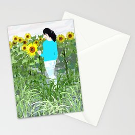 when i found you Stationery Cards