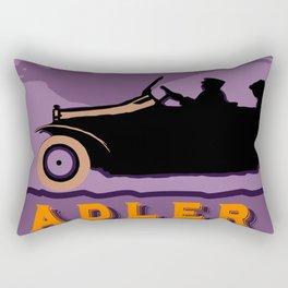 Adler autos 1913 Rectangular Pillow