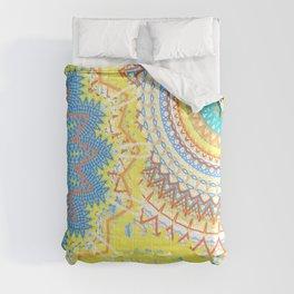 Mandala Love 2 Comforters