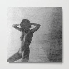 sketch Metal Print