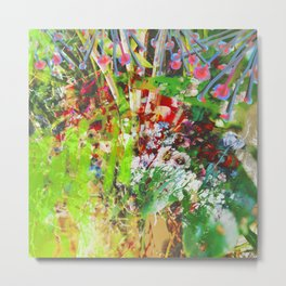 I' The Forest Metal Print
