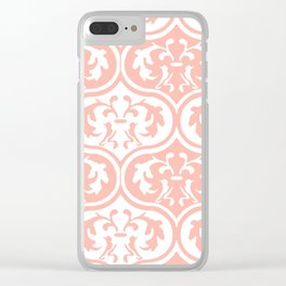Love Me Clear iPhone Case